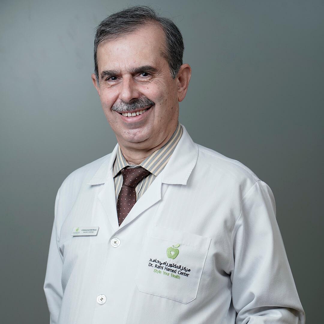 Dr. Adib Nanaa Specialist Cardiologist in Dubai