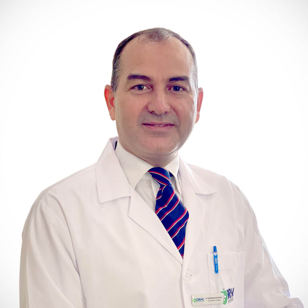 Dr. Adil Consultant Urology DRHC Dubai Urology Clinic-1
