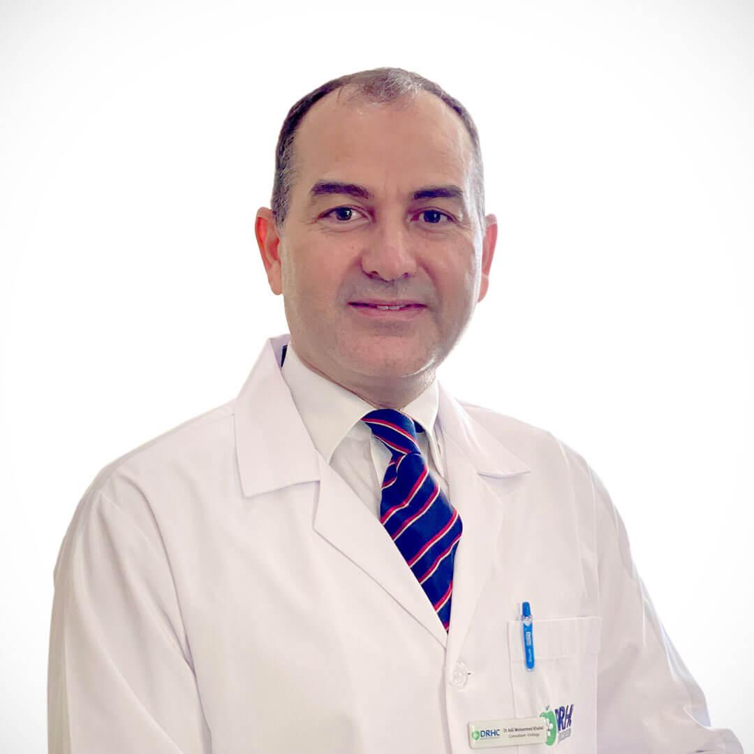 Dr. Adil Consultant Urology DRHC Dubai Urology Clinic-1