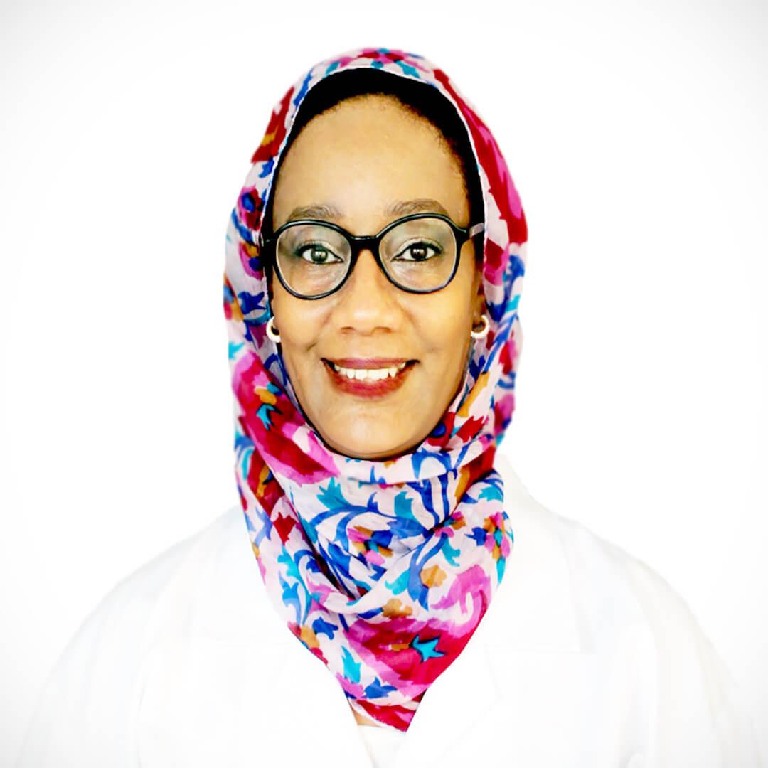 Dr. Ghadha - Breast Clinician DRHC Dubai