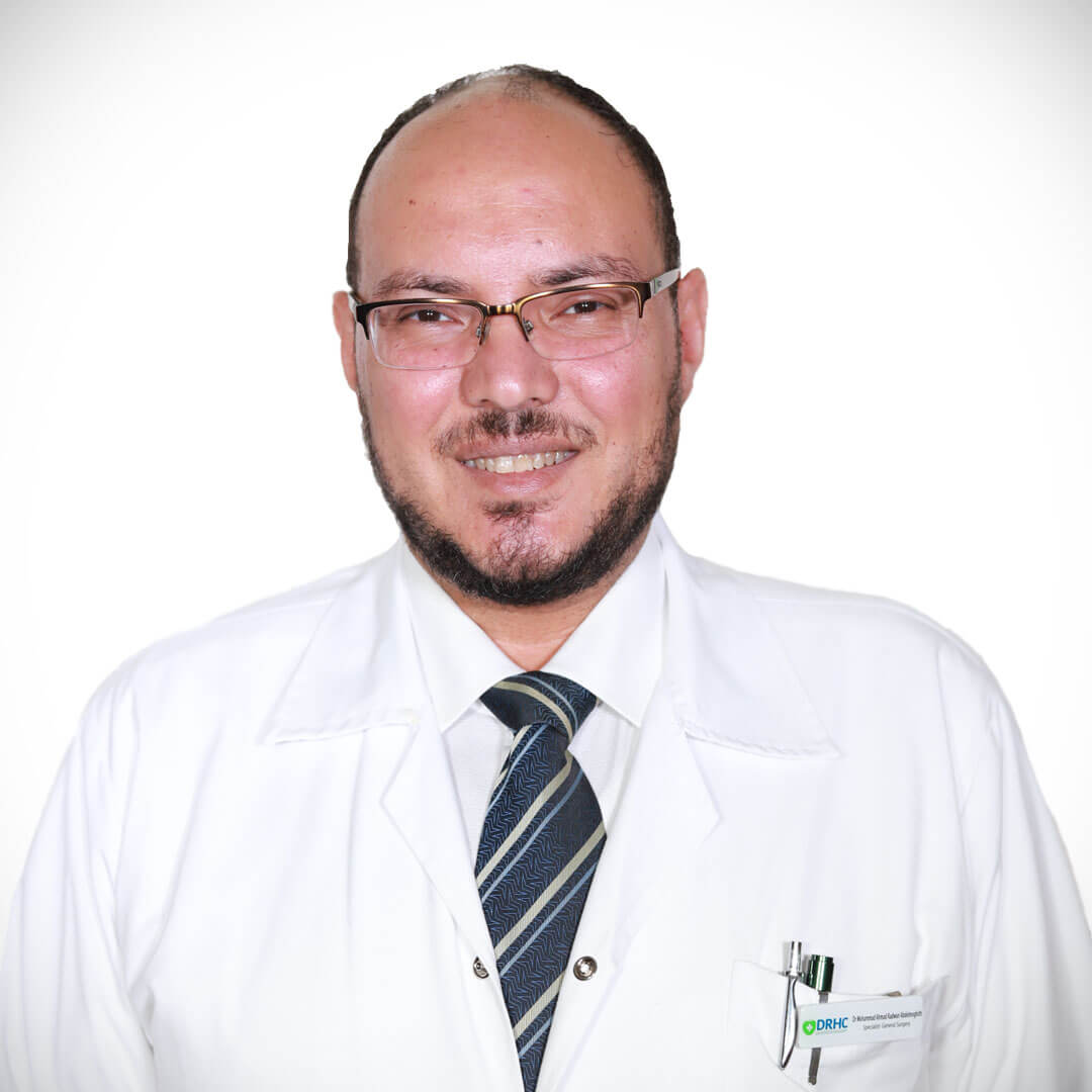 Dr. Radwan general Surgeon Dubai DRHC