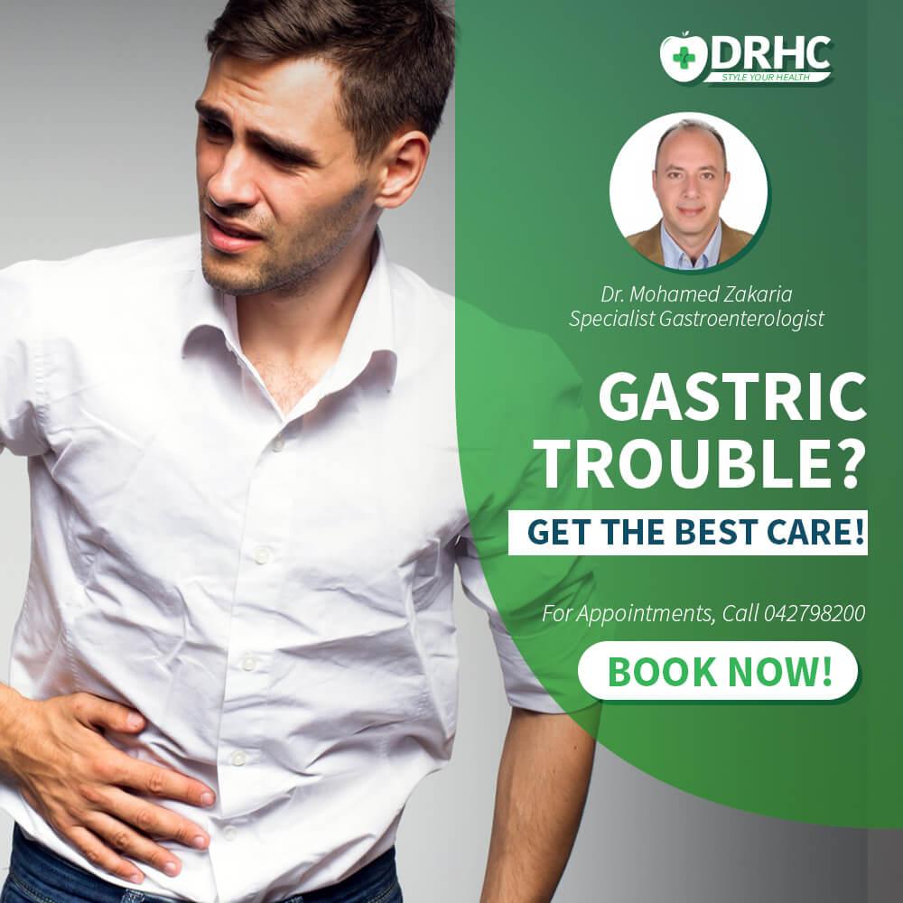 Dubai Gastroenterology clinic