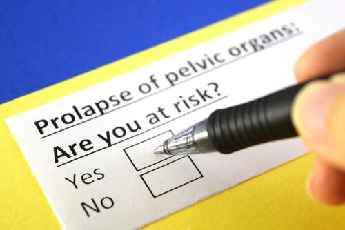 Pelvic Organ Prolapse  DRHC Dubai Gynaecology Clinic