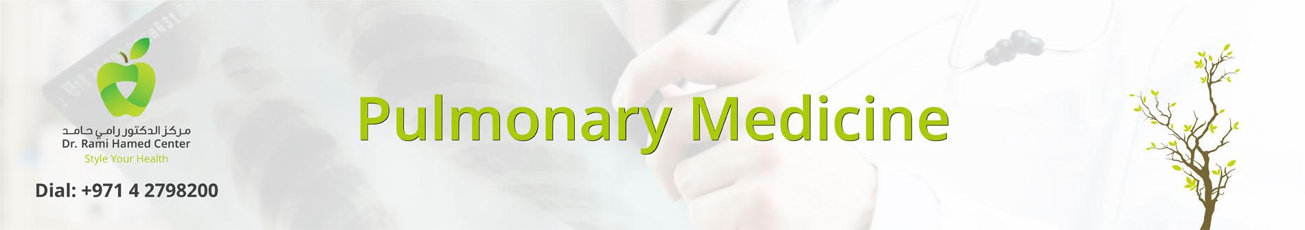 Dubai Pulmonary Medicine Clinic
