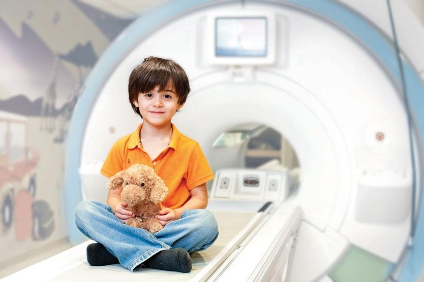Pediatric Radiology Imaging