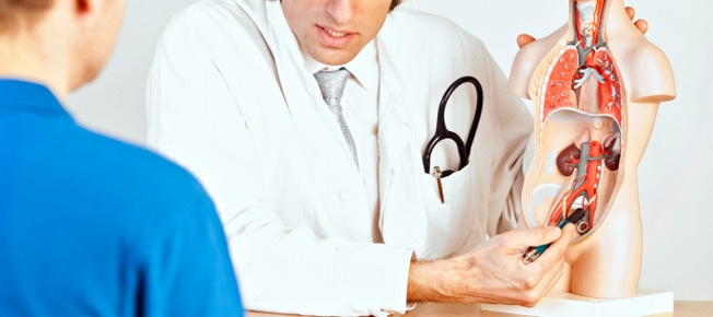 Urology Doctor in Dubai