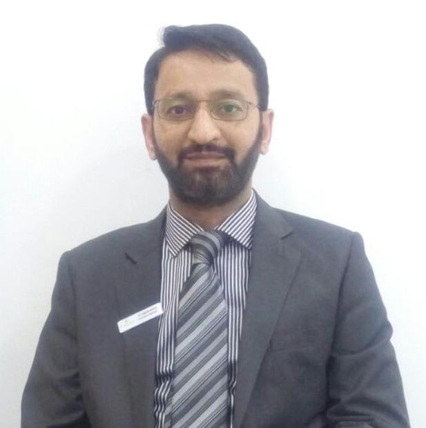 Dr. Sajid Mahmood Ashraf