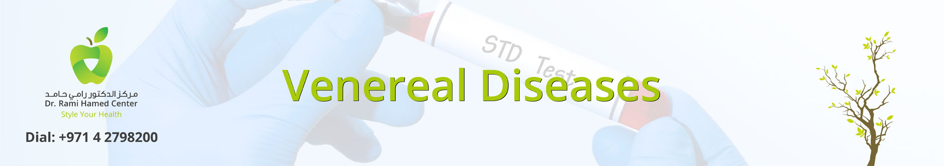 Dubai Sexually Transmitted Diseases Clinic