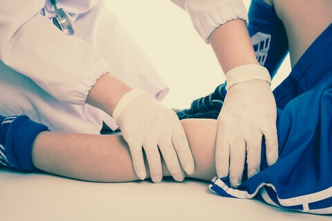 Pediatric joint pain in childhood