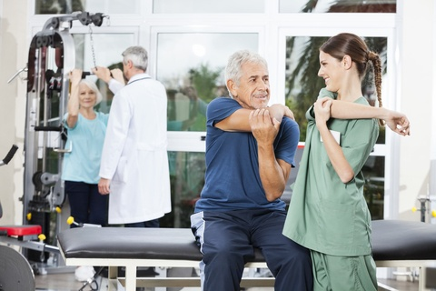 physiotherapy exercise therapy