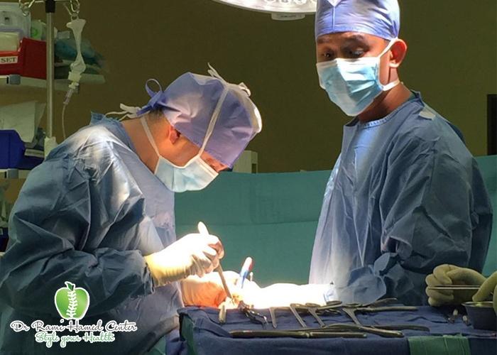 Orthopedic Spinal Surgeon